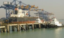 Mundra Port Visit- February, 2014